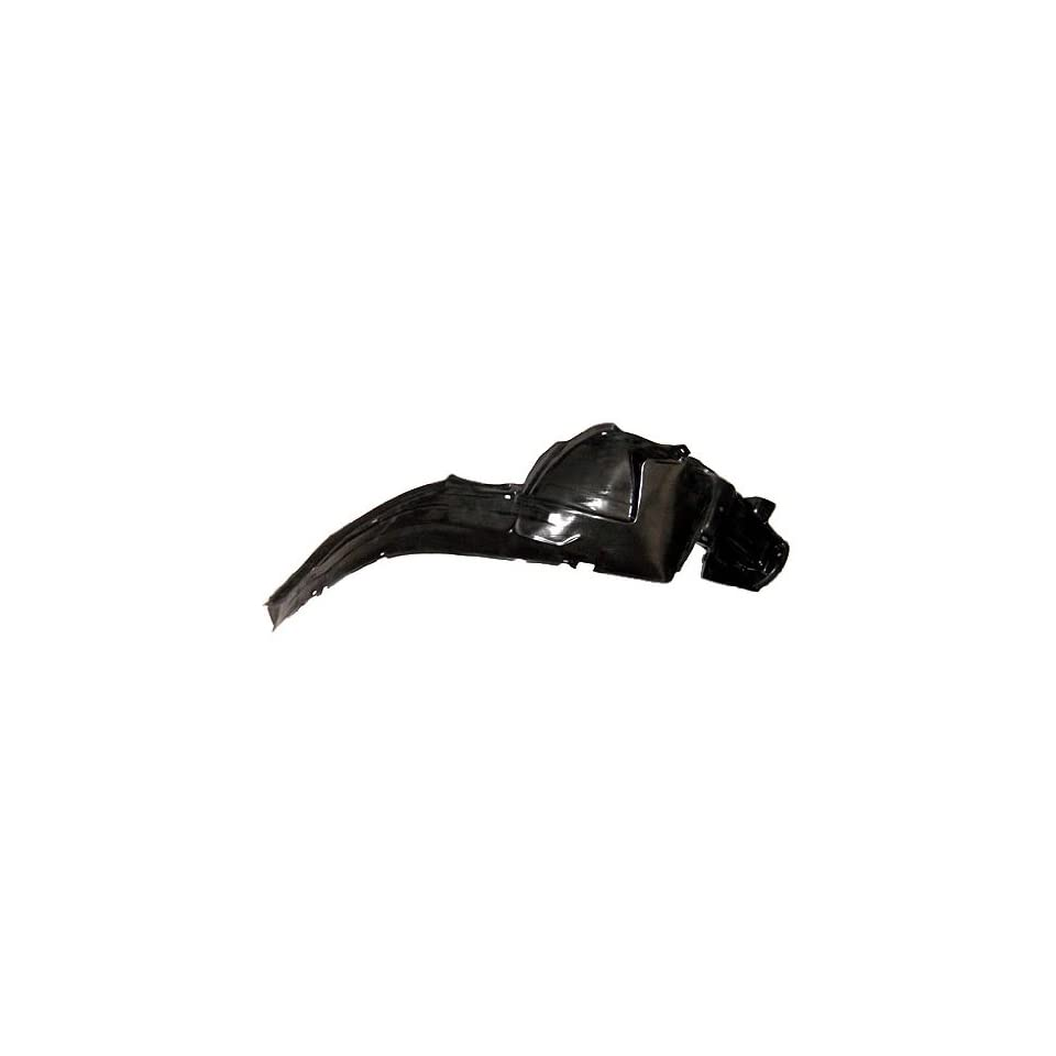 OE Replacement Subaru Legacy Front Driver Side Fender Inner Panel (Partslink Number SU1248105)