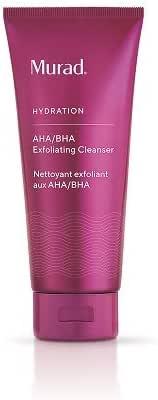 Murad Age Reform AHA/BHA Exfoliating Cleanser, 200mL