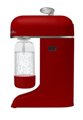 Big Boss 9402 Soda Boss Soda Making Machine, Red by Big Boss (Image #2)