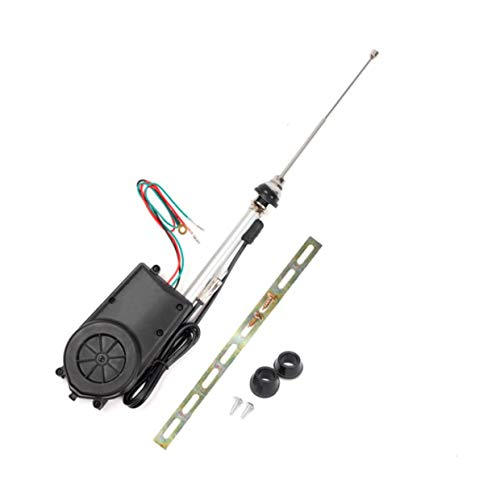 Leoboone Auto Car Vehicle AM//FM Roof Antenna Base Roof Mount for Ford for Focus