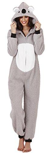 Continental Damen Jumpsuit Overall Koala Bear 3D 79662 M