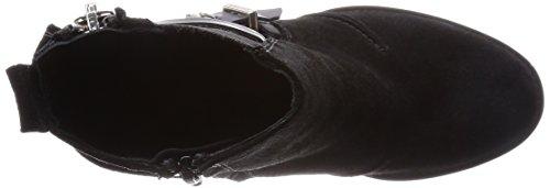 Diesel D-kinley Noir Botte Noire