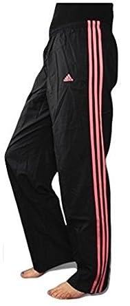 adidas Womens 3 Stripe Tracksuit Bottom Wind Pants (M  f8ec85fde