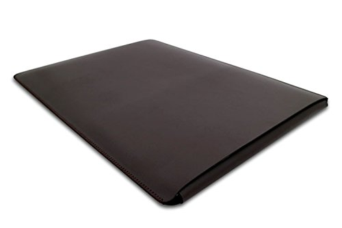 JUSTYOU Laptop-Tasche Laptop-Hülle 11/13.312 Zoll dünne Ledertasche 11 inch chocolate