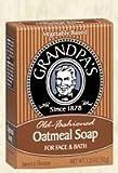 GRANDPA'S SOAP,OLD FASHIOND OATMEAL, 3.25 OZ by Grandpa Soap