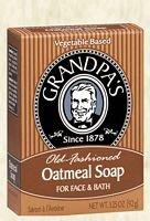 Grandpa Brands Co. - Oatmeal Soap - 3.25 oz