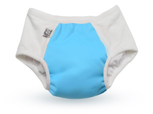 Super Undies Potty Training Pants Aqua Small