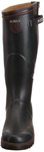Aigle Unisex Parcours Vario Stivali Di Gomma Verde (bronzo / Noyer)
