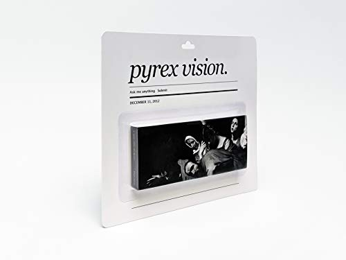 The Vision White Costume (A Team With No Sport: Virgil Abloh Pyrex Vision Flip)