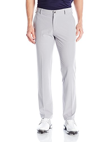 adidas Golf Men's Ultimate Regular Fit Pants, Mid Grey, Size 32/32