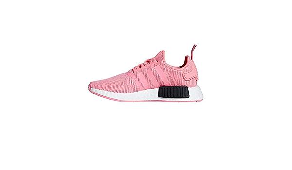 Amazon.com | adidas Originals Girl's NMD R1 Trainers US6.5 Pink ...
