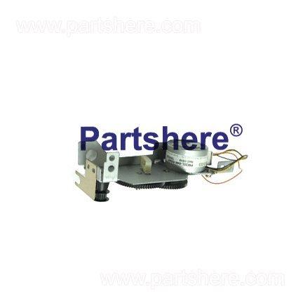 HP RG1-4122-000CN drive motor and gear