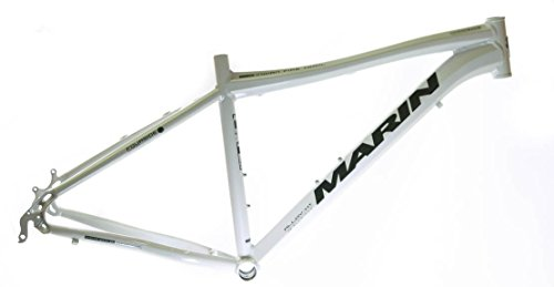 "22"" Marin 26"" Indian Fire Trail Alloy Hardtail MTB Bike Frame Disc White NEW"