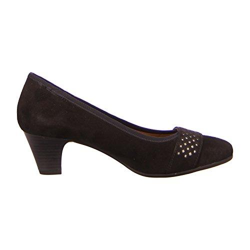 Mujeres Zapatos de tacón black negro, (black) 8-8-22300-26/004