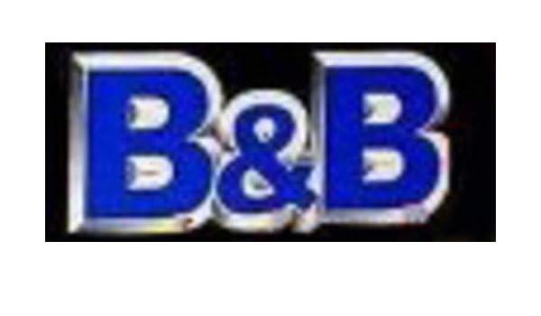 B/&B Manufacturing S8-48322 Spark Plug Wire