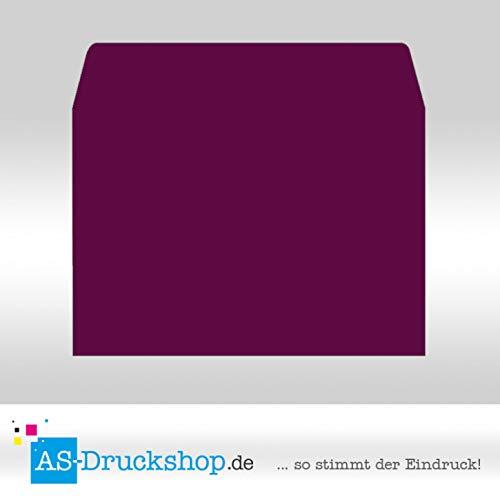 Briefumschlag KuGrün - Purpur - Samt satiniert DIN C6     50 Stück B0794TVK2K | Qualifizierte Herstellung  8bf153