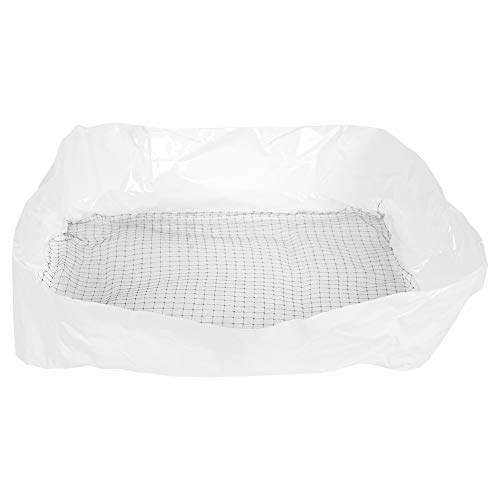 10Pcs/Set Cat Litter Box Liners Bag Heavy Duty Jumbo-Super Strong Cat Waste Liner Tray Pet Cat Supplies Strong Pet Lifter Sifter Bag