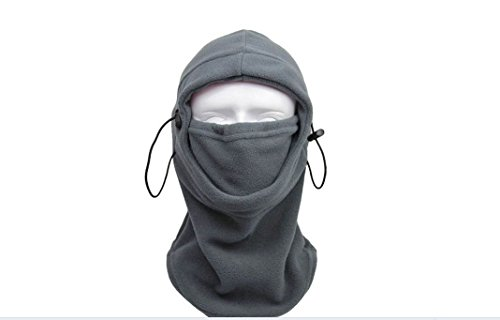 Top Seller Newest Motorcycle Fleece Neck Hat Winter Ski Full Face Mask Cover - Face Male Hats For Round