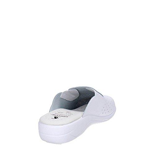 SANYCOM SANYCOM Mules 8200 8200 Blanc Femme T7SqTpx
