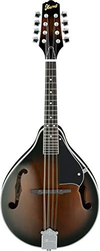 (Ibanez M510DVS Mandolin, Dark Violin Sunburst)