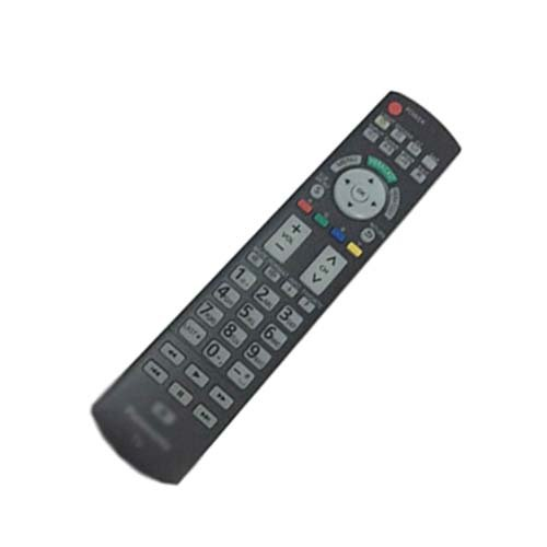 Replacement Remote Control Fit For Panasonic TH-103PF12U -TH-103PF9UK TH-42PZ85U TH-46PZ800U Viera LCD LED PLASMA HDTV - Bag Viera