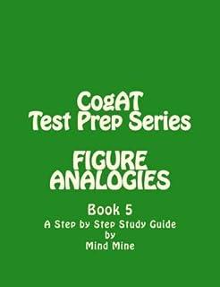 Cogat Test Prep Series Number Analogies Volume 1 Mind Mine
