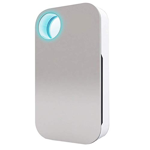 Air Genie Revolutionary Plug in Air Freshener – Filterless Air Ionizer – Modern Design Odor Eliminator for Bathroom, Bedroom Kitchen, Closets, Basements and More (1 Pack)