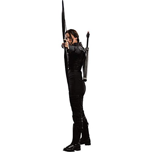 "Katniss Everdeen - The Hunger Games - FATHEAD Mockingjay Official Vinyl Wall Graphic 41""x15"" INCH"