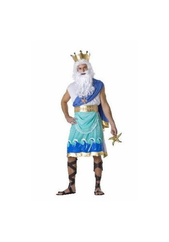 Poseidon Costumes For Adults (Poseiden Adult costume)