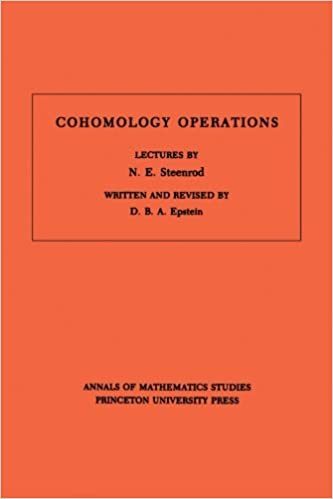 COHOMOLOGY OPERATIONS PDF DOWNLOAD