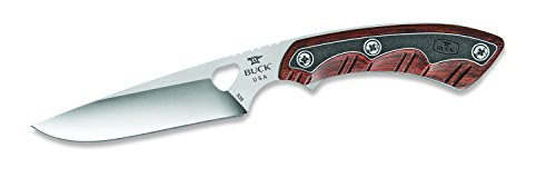 Buck Knives 539RWS Open Season Small Game Fixed Blade Knife