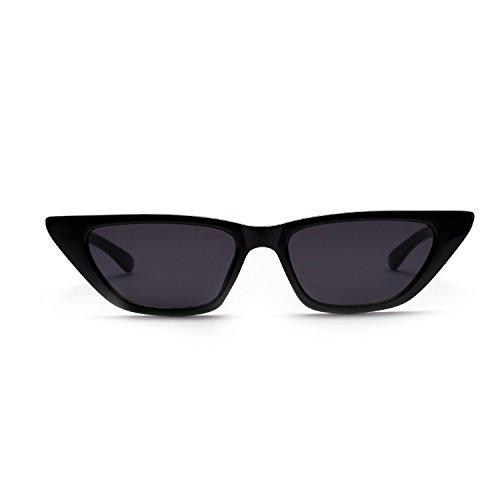 Vintage al inspirado polarizadas Polarizado de Gafas metálico Aire Portección UV400 Libre Redondo Unisex Sunglasses Sol Clásico 4EOwqA7