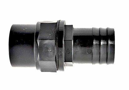 Graf 504026 Regentonnen-Verbinder 1//2 Zoll Verbindungsrohr Leitung