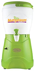 Nostalgia Electrics Nostalgia MSB600 1-Gallon Margarator Plus Margarita & Slush Maker : Made very nice slush drinks