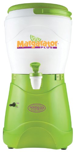 Nostalgia Electrics MSB600 Margarator Plus Margarita and Slush Maker image
