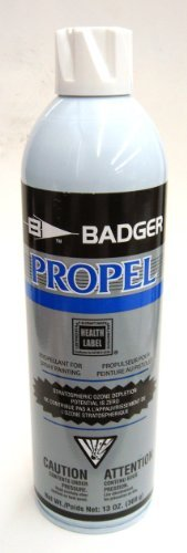 Propellant Badger Airbrush - 50-202 Propel 13 oz