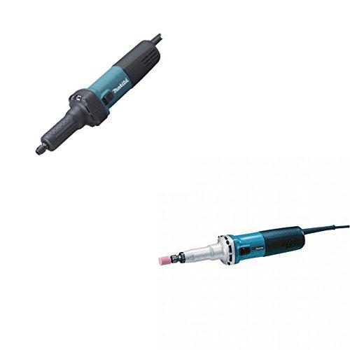 Makita GD0800C 1/4 inch VRS Corded Die Grinder & Makita GD0601 1/4 inch Die Grinder