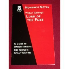 William Golding's Lord of the flies (Monarch notes)