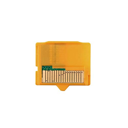 Yellow 25 x 22 x 2mm(L x W xH) 2pcs Micro SD Attachment MASD-1 Camera TF to XD Card Insert Adapter for Olympus