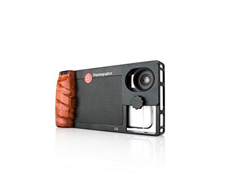 CGB Pro Case/Filter/3 Lens Kit - Black by Phoneographer (Image #6)