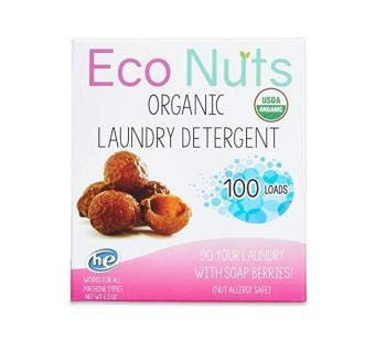 Eco Nuts'As Seen on Shark Tank' Organic Laundry Detergent (100 Loads)