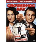 img - for Groundhog Day (Special 15th Anniversary Edition) (1993) Bill Murray (Actor), Andie MacDowell (Actor), Harold Ramis (Director) | Rated: PG | Format: DVD book / textbook / text book