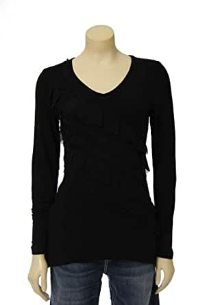 Top in Black by K & C Clothing, Inc (S)