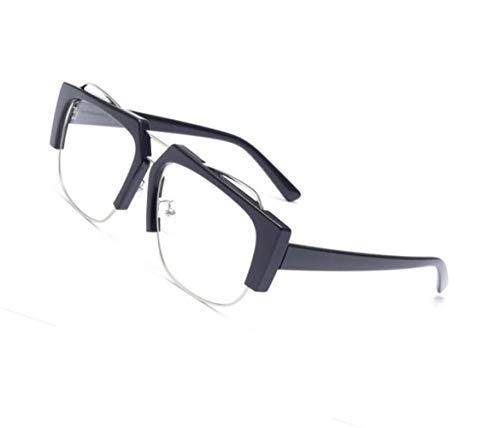 Gafas Guay Huyizhi marco de Black sol para de al Hombres Gafas sol Moda Gafas viajar deportiva Pesca Protección Mujeres Medio UV400 libre aire rrxAzqFwd
