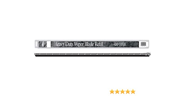 16 Pack of 1 Trico 70-160 70 Series Heavy Duty Wiper Blade Refill for Anco Blades