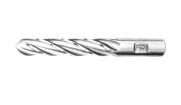 Single End 1 Flute Length F/&D Tool Company 18111-F316 Multiple Flute End Mill 4 Number of Flutes 1//2 Mill Diameter High Speed Steel 3//8 Shank Diameter 2.6875 Overall Length