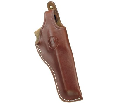 Single-Six Family Revolvers Triple K Belt Holster, RH, 6-1/2