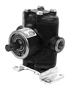 Hypro Piston Pump 5320 - Rubber Cups - Solid Shaft - 5320C-RX