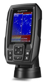 #Garmin STRIKER 4 Echolot#