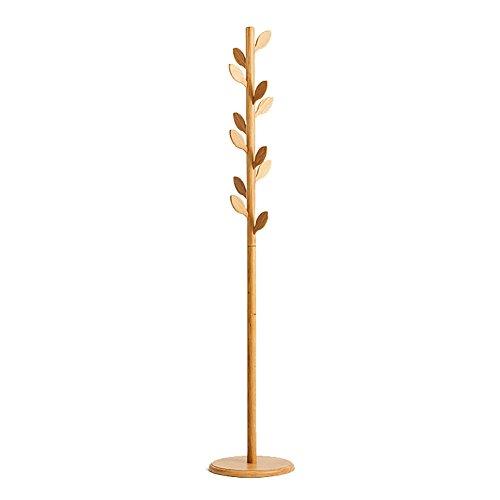 Amazon.com: LXF Solid Wood Floor Coat Rack Tree Shaped 12 ...